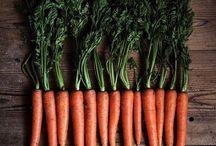 Vegetables - Vegetales y hortalizas