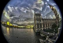 Fish-eye photography
