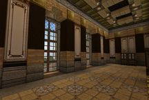 Minecraft: City of Rome by Giovanni32 / City of Rome is a minecraft map which gives a historical view of Rome and nearby cities in Italy