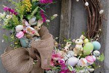 Fêtes : Easter - spring
