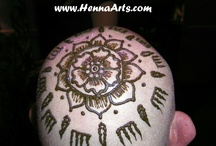 Henna Tattoo for Men / If you think henna is just for girls, think again.. 