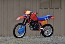 HONDA XR 500
