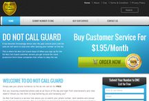 Do not call guard - Add your number to our Do not call list