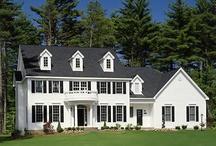Traditional Custom Homes / Building family neighborhood homes in the Clifton Park, New York neighborhood.