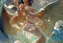 ANGEL vs FAIRY
