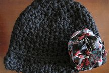 Crochet - Hats & Headbands / Crochet hat and headband inspiration.