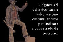 I #guerrieri della #cultura