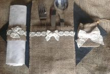 Lilly Dilly's Table Decor / Handmade bespoke table decor to give beautiful finishing touches