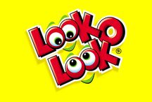 Look-O-Look products / Look-O-Look International creates a candy world full of surprises specifically for children. Look-O-Look offers the most incredible kinds of sweets in transparent hanging bags, so you can see exactly what is inside.Having fun and enjoying sweets is what we are all about at Look-O-Look.  Look-O-Look makes the most delicious sweets in all shapes and sizes: from dextrose candies to sour stripes and from hanging bags to gift packs. View our extensive range and discover your favourites.