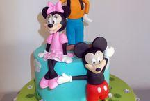 Moje dorty pro děti / Narozeninové dorty pro holky a kluky