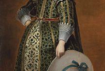 1600-1650 portraits of children