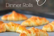 Crescent rolls