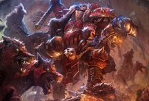 Warmachine/Horde