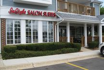 InStyle Salon & Spa Suites / Sweet suites, interior and exterior shots of our 5 Chicago locations.