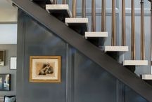 Spaces with Staircases Interior Design