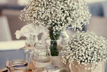 Wedding table deco