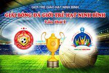 Giải bóng đá Giới trẻ Công giáo Hạt Ninh Bình
