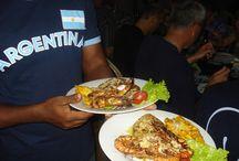 Dinner at turtle hatchery, kosgoda / Dinner   turtle hatchery   kosgoda  Sri Lanka