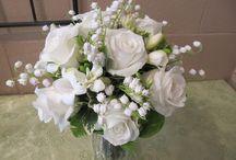 Trendy Wedding Flowers / beautiful wedding flowers