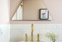 Banheiros | Bathroom / Para saber mais acesse: www.carolvayda.com.br