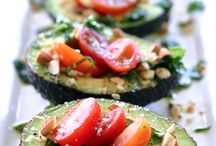 Food Ideas (savoury) / Foodie inspiration! / by Bespoke-Bride