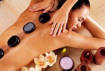 Massage and Body Treatment / Massage , health and body wellness treatment.
