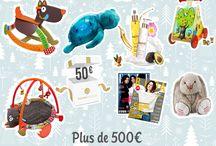 Jeux concours La Boîte Rose / Découvrez nos jeux concours, et tentez de remporter de nombreux cadeaux !