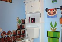 To the man cave / by Randi Baehr