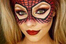 maquillaje para halloween mujer