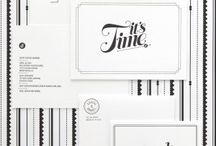 Wedding & Events - Graphic Design Inspiration