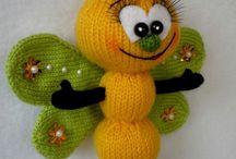pletenie hračky