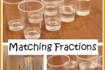 Fractions / by K Pro