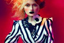 High Fashion Project / by Miranda Sebastian
