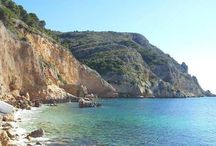 Javea / Beach, relaxation and a wonderful landscape.