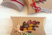 Pillow Box gift ideas / by Kathy Coignard