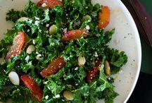 Salads / by jessica chalk