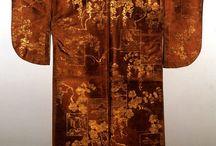 Japan costume XVI century