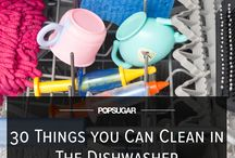 DISHWASHER THINGS YOU CAN WASH IN IT