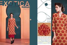 2190 Attraction Trendy Kurti Collection