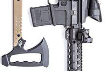 moderní útočné pušky