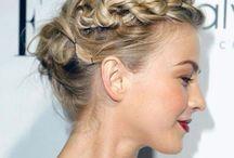 Hair / Braid updo