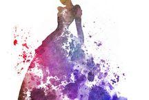 Disney Kopciuszek ` Cinderella`