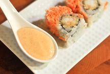 Sushi / by Tarah Ivie