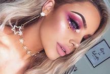 Festiwalowy make-up