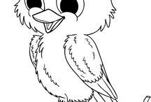 Fugle/ugler