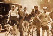 Back in the Day / Vintage images of cycling  / by Price Point
