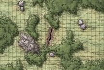 Rpg Maps and Adventures