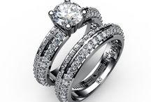 Diamond & Gems Bridal Set's