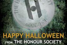 Halloween College FUN