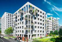 Architecture extérieure 3D